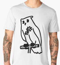Vintage Artificial Owl 2 Men's Premium T-Shirt