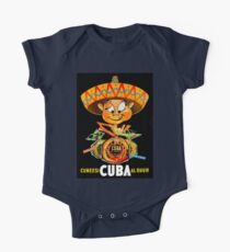 CUBA : Vintage Chocolate Candy Advertising Print Kids Clothes