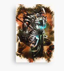 League of Legends HECARIM Canvas Print