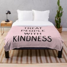 Manta Harry Styles - Treat People With Kindness (all pink)
