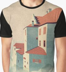 Castle in the Sky Graphic T-Shirt