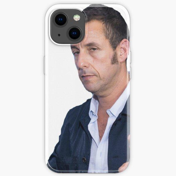 Adam sandler sad peace signs iPhone Soft Case