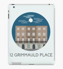 12 Grimmauld Place iPad Case/Skin