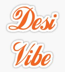 Desi Vibe Sticker