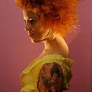 Western Geisha by Leila  Koren