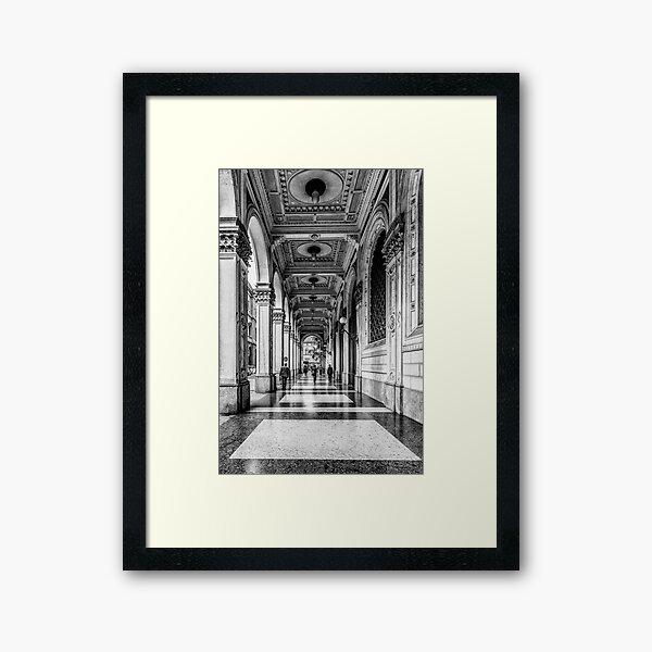 Bologna, Italy Framed Art Print