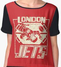 Red Dwarf - London Jets Chiffon Top