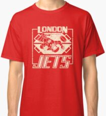 Red Dwarf - London Jets Classic T-Shirt