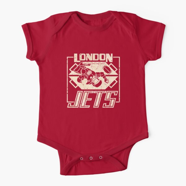 Red Dwarf - London Jets Short Sleeve Baby One-Piece