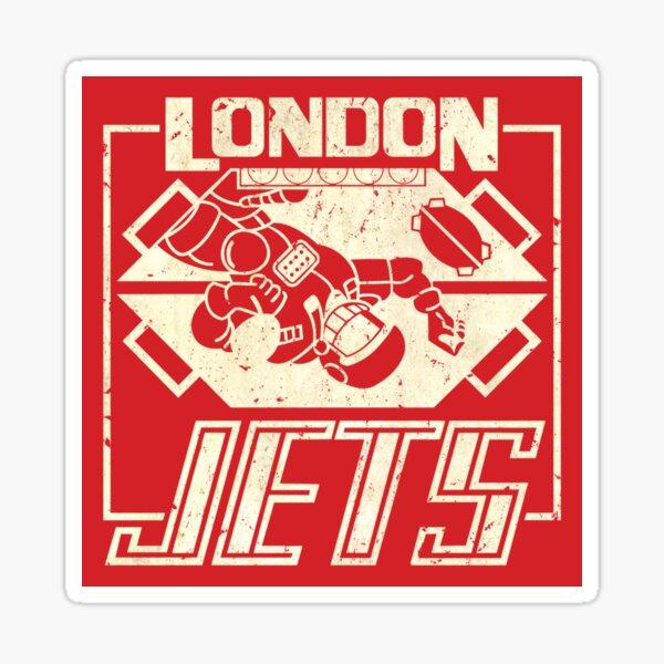 Red Dwarf - London Jets Sticker