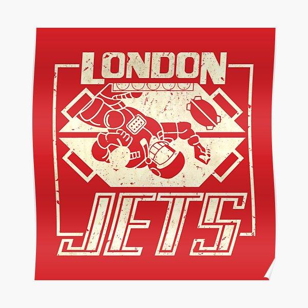 Red Dwarf - London Jets Poster