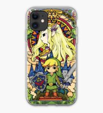 Zelda & Link iPhone Case