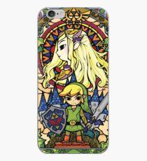 Zelda & Link iPhone-Hülle & Cover