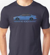Blue E100 Corolla  T-Shirt