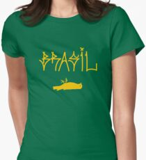 Brasil Tag (Yellow) T-Shirt