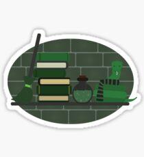 House Shelf - Snake Sticker