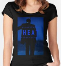 HEAT 13 Women's Fitted Scoop T-Shirt