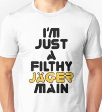 Jager Main (Filthy) [Roufxis - RB] Unisex T-Shirt