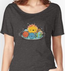 Around the sun Women's Relaxed Fit T-Shirt