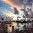 Gulfport, Mississippi Harbor by Jonicool