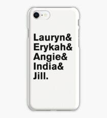 Queens of the Soul Age iPhone Case/Skin