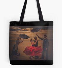 The Singing Butler (2017) Tote Bag