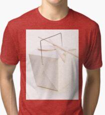 Chinese Takeaway Tee Tri-blend T-Shirt