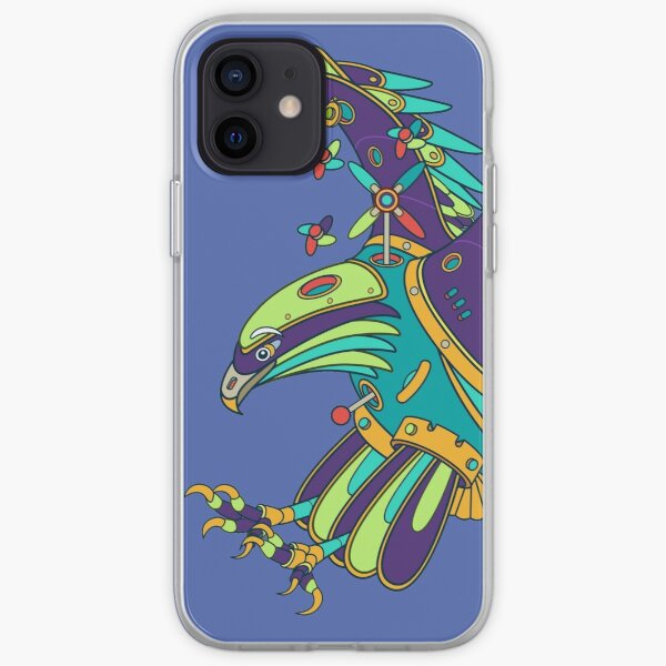 Eagle, from the AlphaPod collection iPhone Soft Case