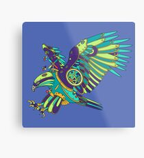 Eagle, from the AlphaPod collection Metal Print