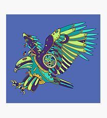 Eagle, from the AlphaPod collection Photographic Print
