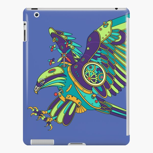 Eagle, from the AlphaPod collection iPad Snap Case