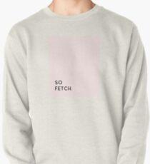 Sudadera cerrada Mean Girls - Así que Fetch in Pink