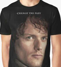 Outlander He Change The Past Graphic T-Shirt