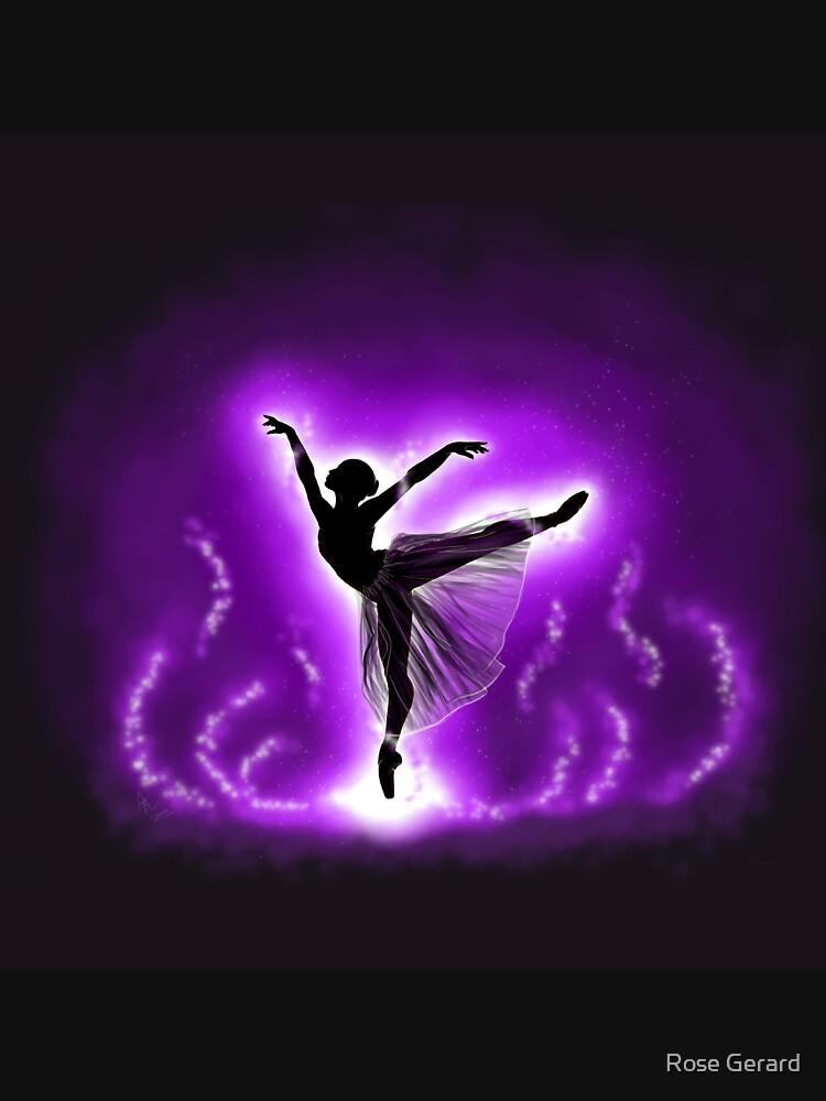 Silhouette Dancer by arkadyrose