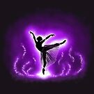 Silhouette Dancer by Rose Gerard