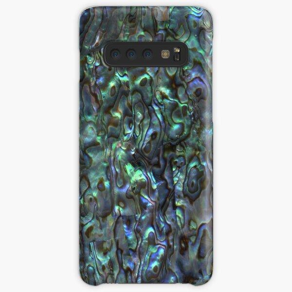 Abalone Shell | Paua Shell | Seashell Patterns | Sea Shells | Natural |  Samsung Galaxy Snap Case