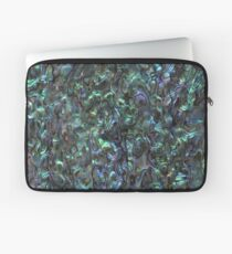 Abalone Shell | Paua Shell | Natural Laptop Sleeve