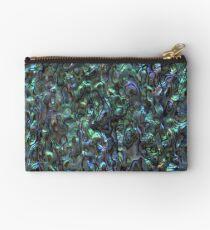 Abalone Shell | Paua Shell | Natural Studio Pouch