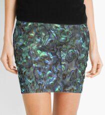 Abalone Shell | Paua Shell | Natural Mini Skirt