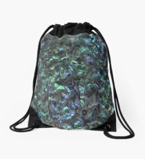 Abalone Shell | Paua Shell | Natural Drawstring Bag