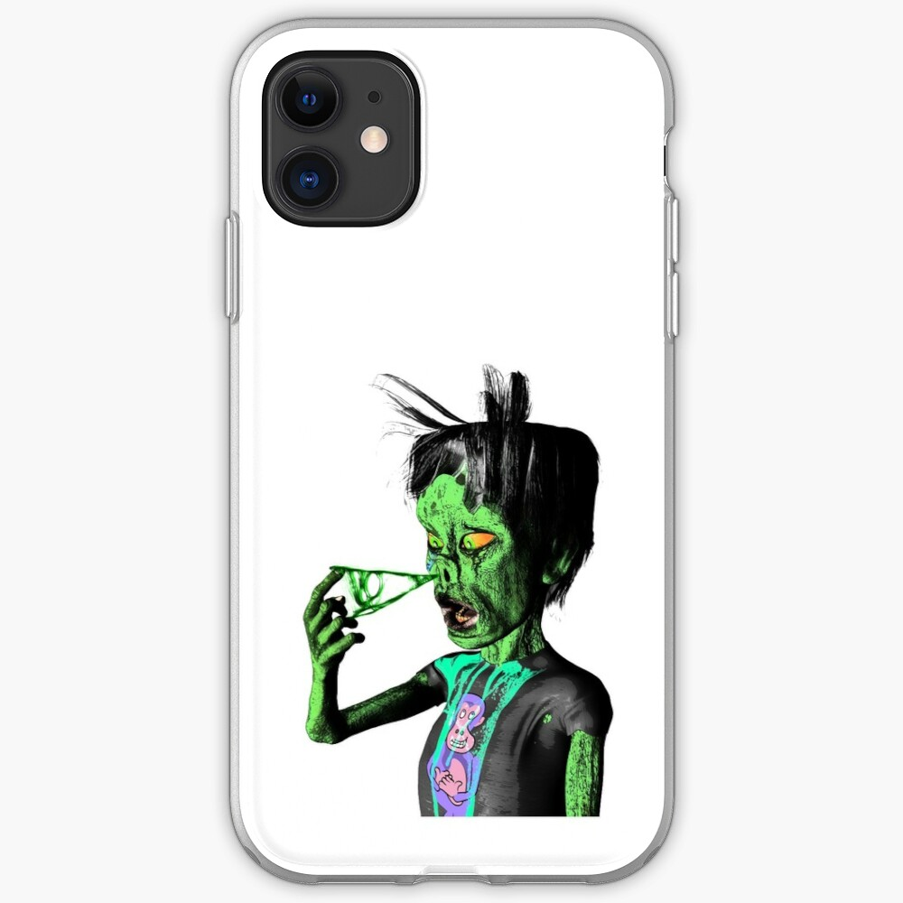 The Gross Zombie iPhone Case & Cover
