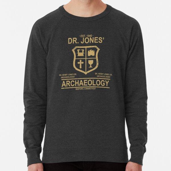 Archéologie du Dr Jones Sweatshirt léger