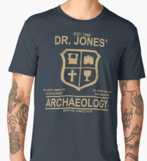Dr. Jones' Archaeology Men's Premium T-Shirt