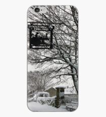 Bronte Parsonage in Snow iPhone Case