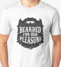 Beard Please Unisex T-Shirt