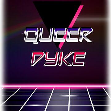 Queer Dyke by Blue-EyedBeastG