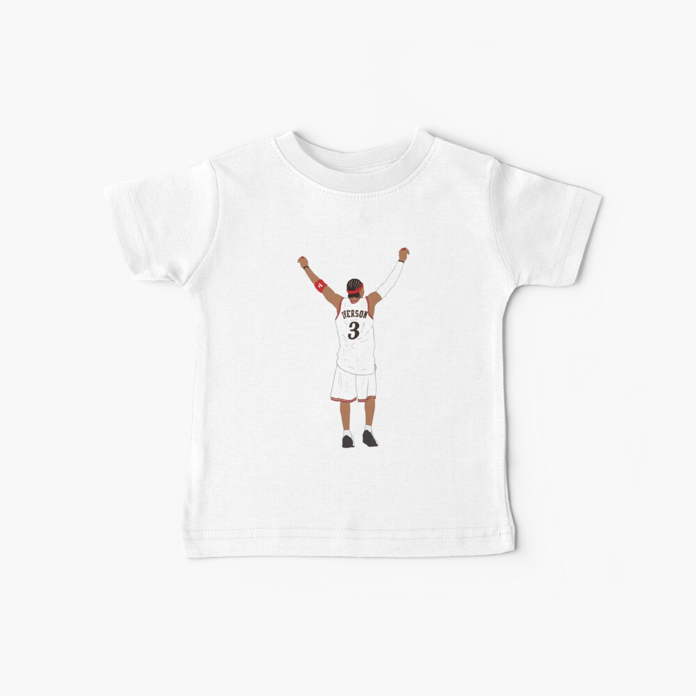 Allen Iverson Back-To Baby T-Shirt
