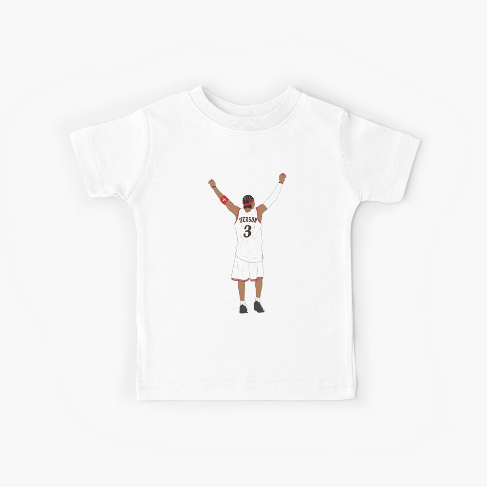 Allen Iverson Back-To Kids T-Shirt