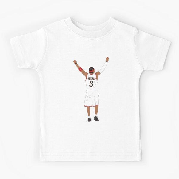 Allen Iverson Retour à T-shirt enfant