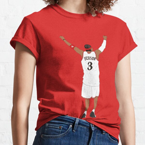 Allen Iverson Back-To Classic T-Shirt
